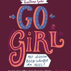 go girl - mit diesem Buch schaffst du alles