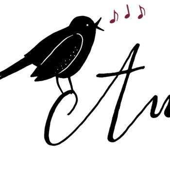 Logo mit Handlettering